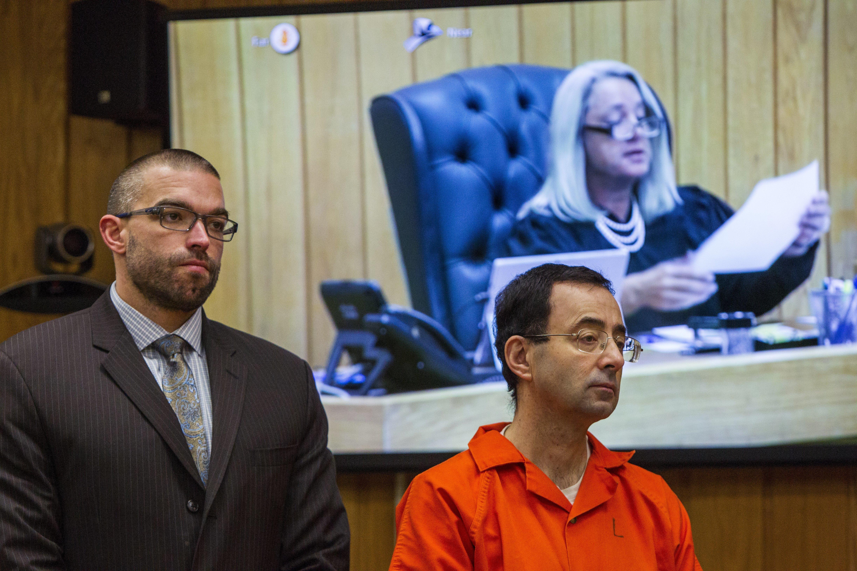 La universidad Michigan State pagará US$500 millones a víctimas de Nassar