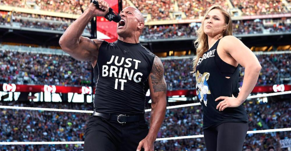 Ronda Rousey y Nia Jax firmaron contrato en RAW para su lucha en Money in the Bank