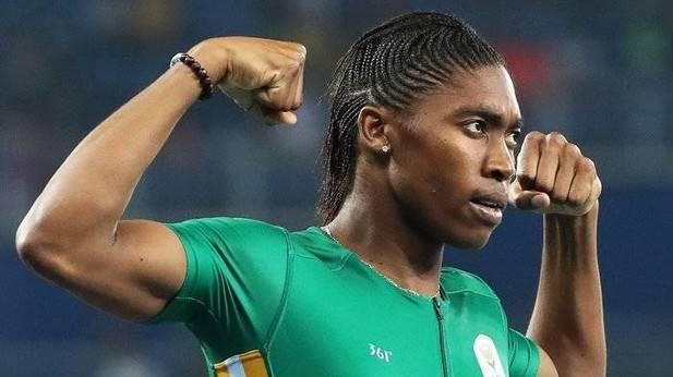 Semenya domina el 1.500 en Doha con mejor marca personal y récord nacional