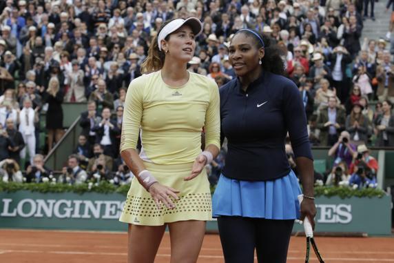 Serena, rival a evitar en el cuadro principal de Roland Garros