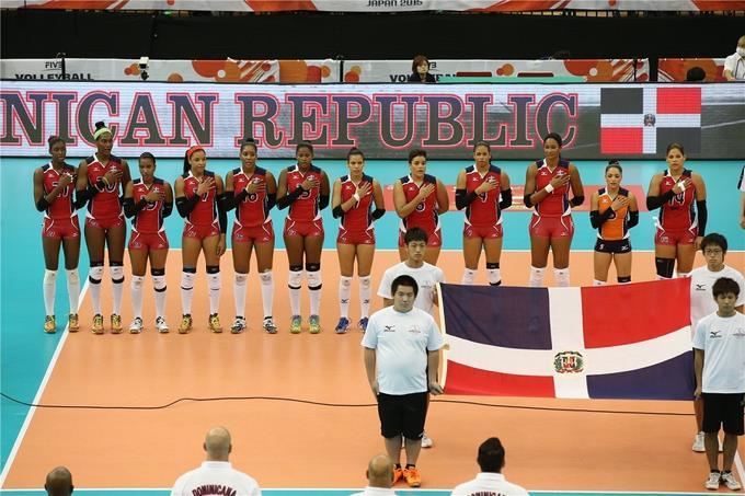 Voleibol RD viajará este jueves a Ningbo; debutará el 15 ante China