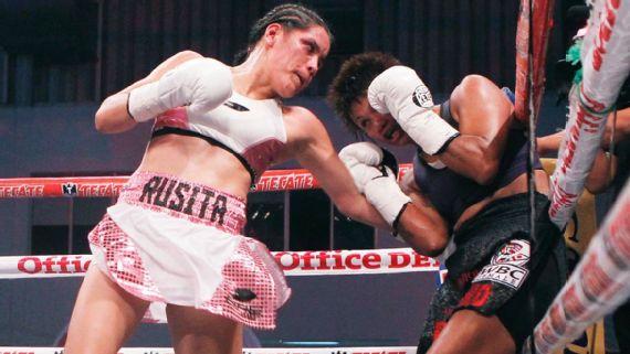 Mexicana Rivas logra tricampeonato mundial al vencer a Liliana Palmera