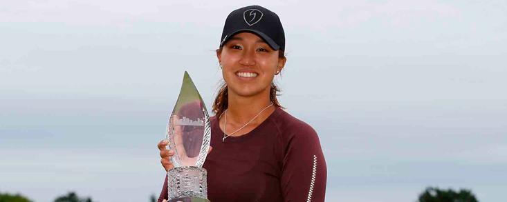 Annie Park se estrena en la LPGA tras firmar 63 golpes
