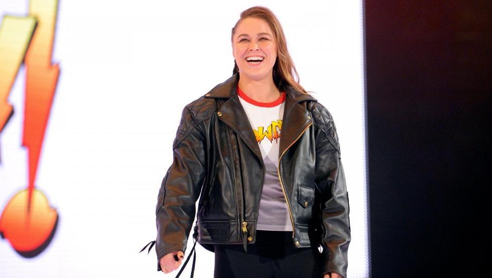 Ronda Rousey hará historia como primera mujer en el Salón de la Fama de la UFC