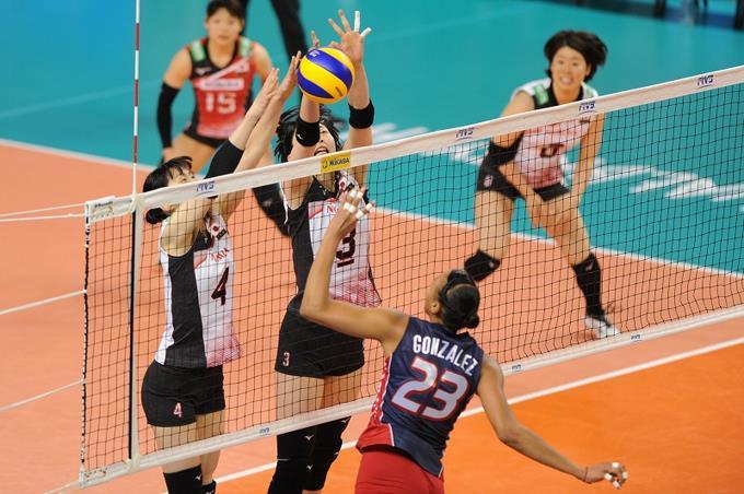 Japón logra triunfo agónico 3-2 ante RD
