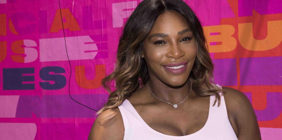 """Para Serena Williams educar sobre la violencia de género es """"necesario"""""""