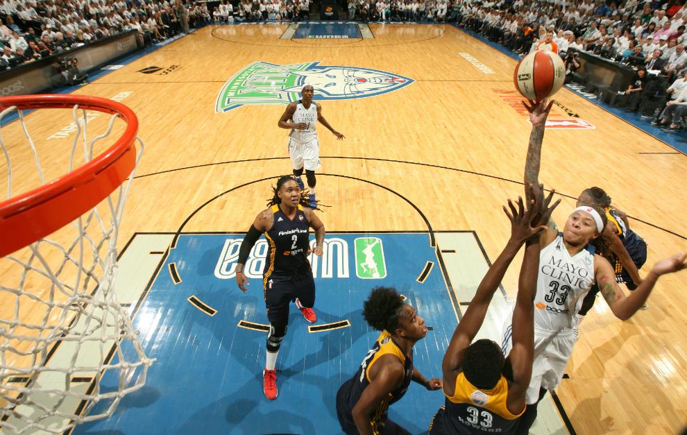 La audiencia de la WNBA se dispara en un 58% en ESPN