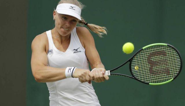 Pierde Pliskova y Wimbledon queda sin top 10 en mujeres