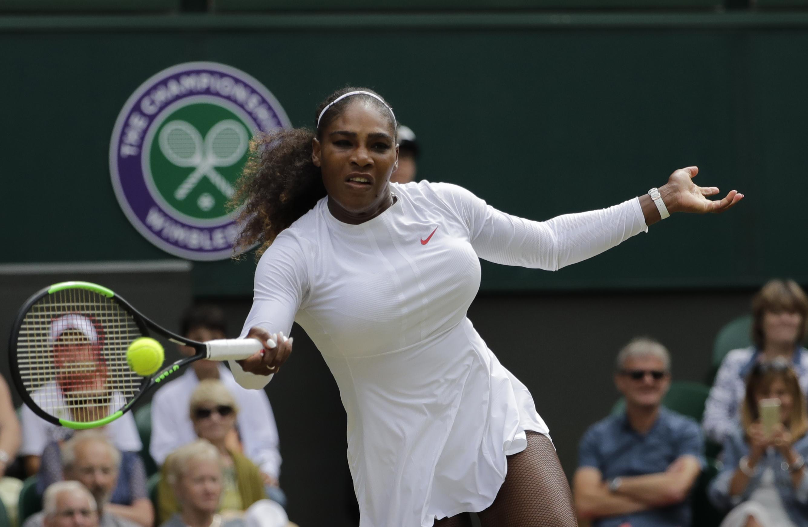 """Serena: """"Quiero ser un modelo para la gente que necesita una inspiración"""""""