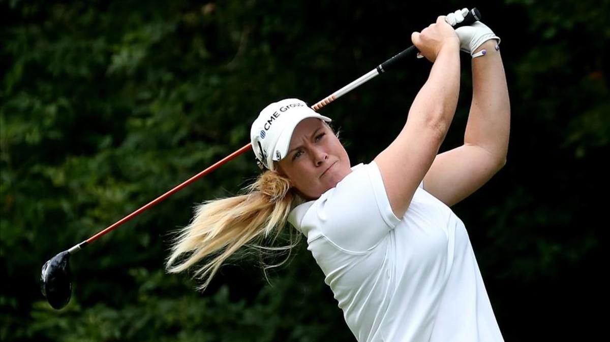 Brittany Lincicome, la sexta mujer en disputar un torneo del PGA