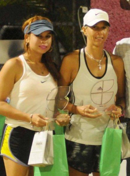 García y Mañaná ganan el Torneo Tennis Geneca