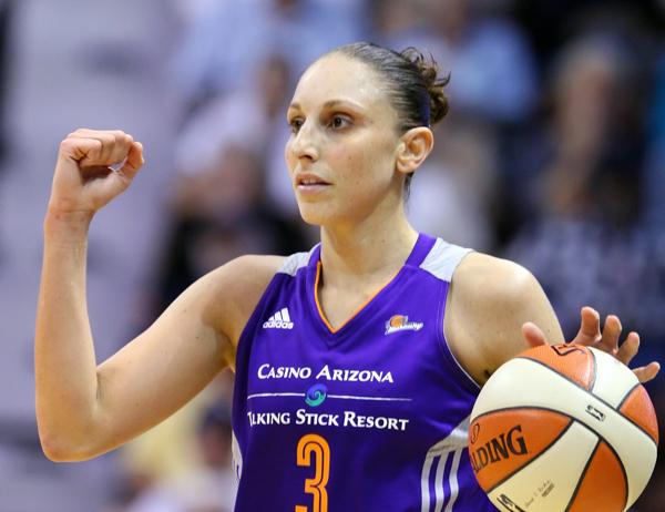 La Jordan de la WNBA aboga por la huelga para lograr la igualdad salarial
