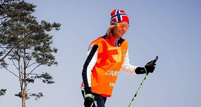 Excampeona olímpica de esquí de fondo muere en accidente