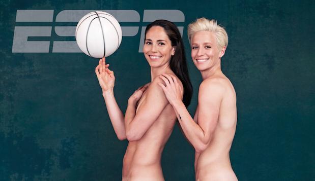 'ESPN' dedica portada inedita a una pareja de deportistas lesbianas