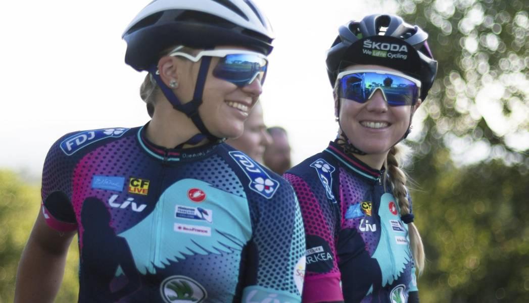 13 mujer completan Tour de Francia