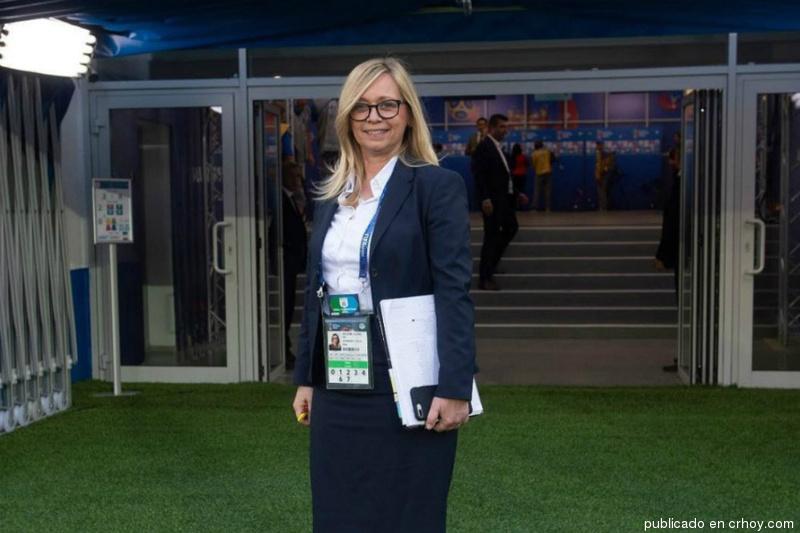 Una mujer manda en la Selección de Croacia