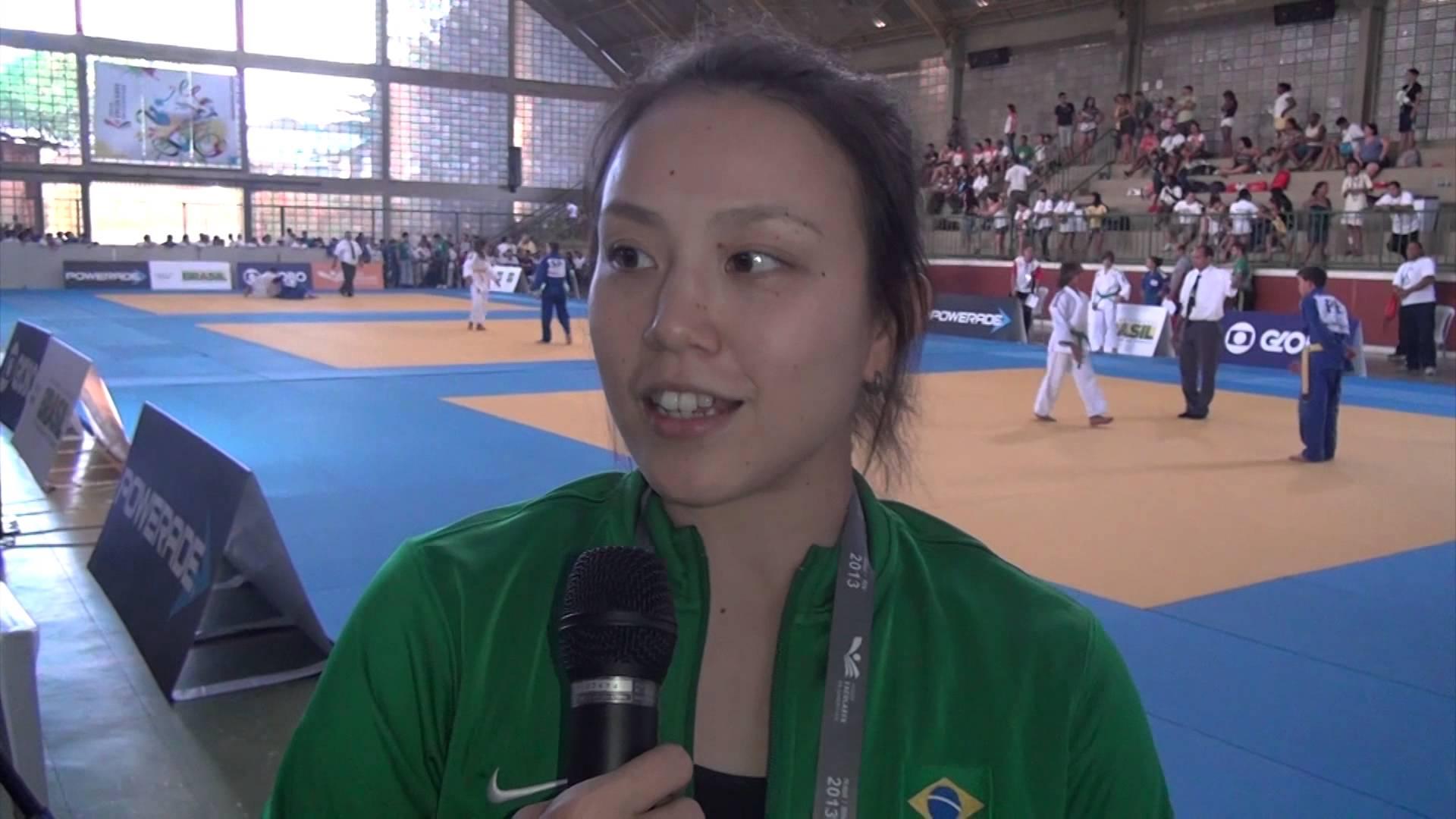 Brasil apuesta a una mujer el equipo masculino de judo