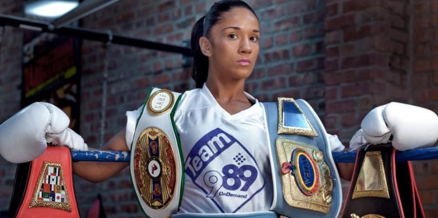 Amanda Serrano pausa en la MMA y regresa al boxeo por título en sexta división