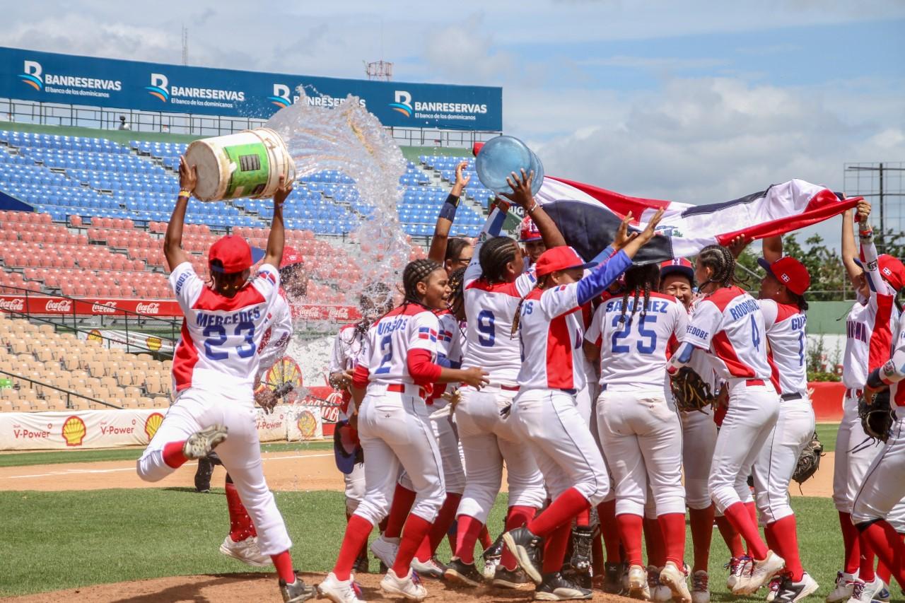Cuba, Japón y China serán rivales de Dominicana en Mundial de béisbol femenino