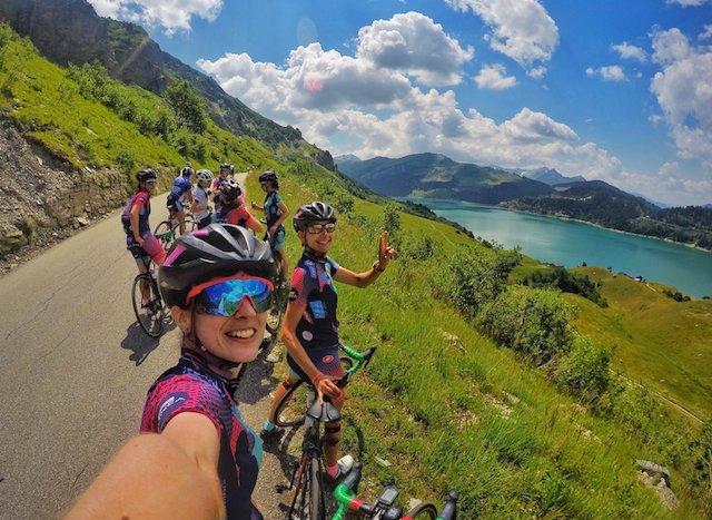 La aventura por la igualdad en el Tour de Francia