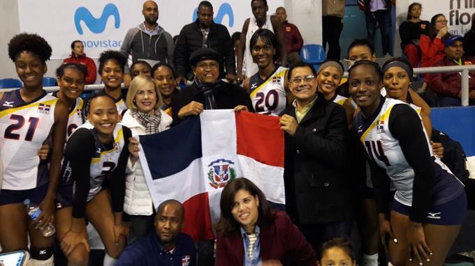 Gaila González, escogida como JMV de Copa Panam sub-23