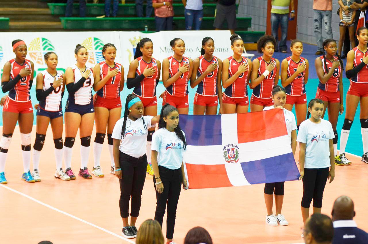 Dominicanas a defender la corona U18 en Honduras