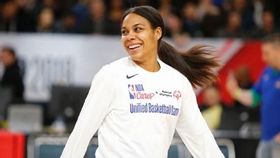 Los 76ers contratan a la ex estrella WNBA, Lindsey Harding, como scout