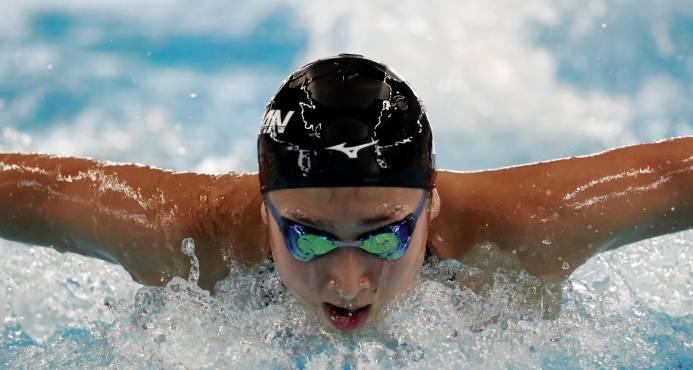 La nadadora japonesa Ikee logra su quinto oro en los Juegos Asiáticos