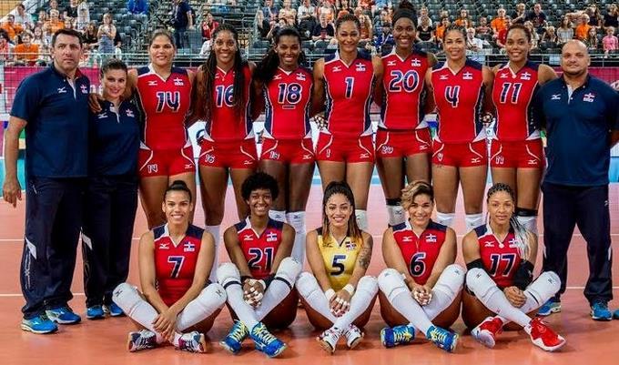 Reinas del Caribe llegan a Japón para Mundial