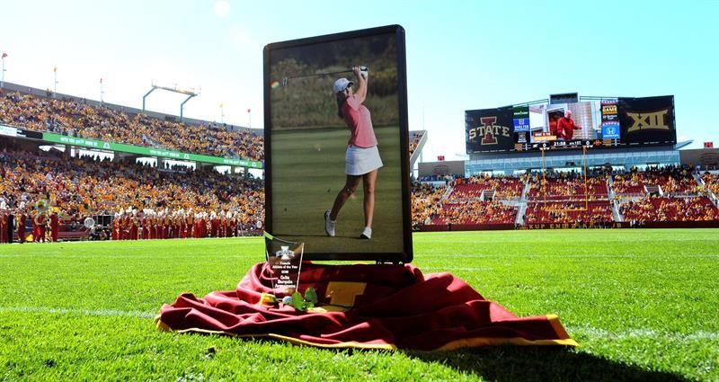 El funeral de golfista Celia Barquín será el domingo en Torrelavega