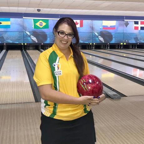 Stephanie Martins logra oro Panam de Boliche Femenino