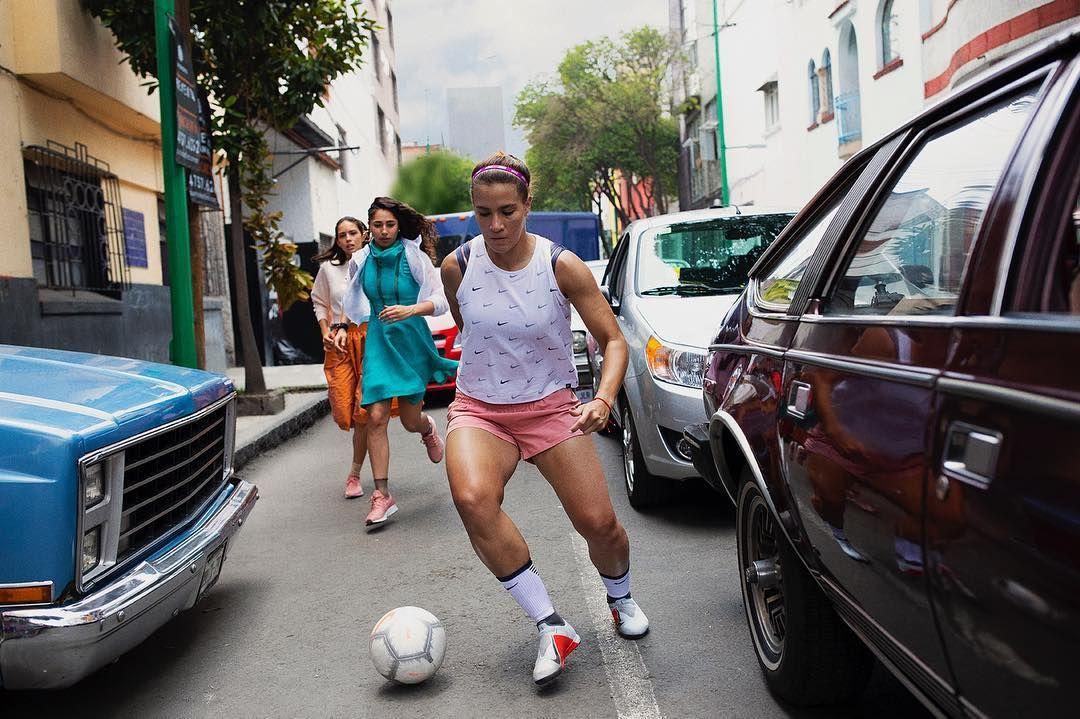 Atletas mexicanas se unen a campaña para reivindicar el poder de la mujer