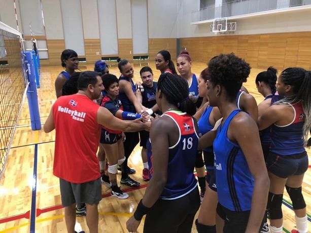 RD está lista para iniciar Mundial Voleibol
