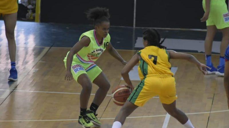 Hato Mayor, San Carlos y Los Mina triunfan basket femenino
