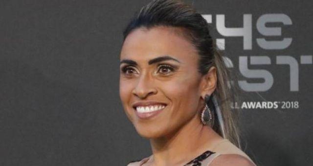 Marta encabeza las nominadas al primer Balón de Oro de mujeres