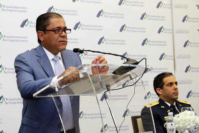 Marino Collante Gómez calificó el 2018 como un año muy dinámico para el sector aeroportuario