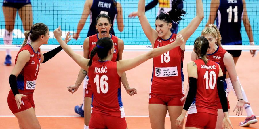 Italia avanza a la final del Mundial de Voleibol femenino