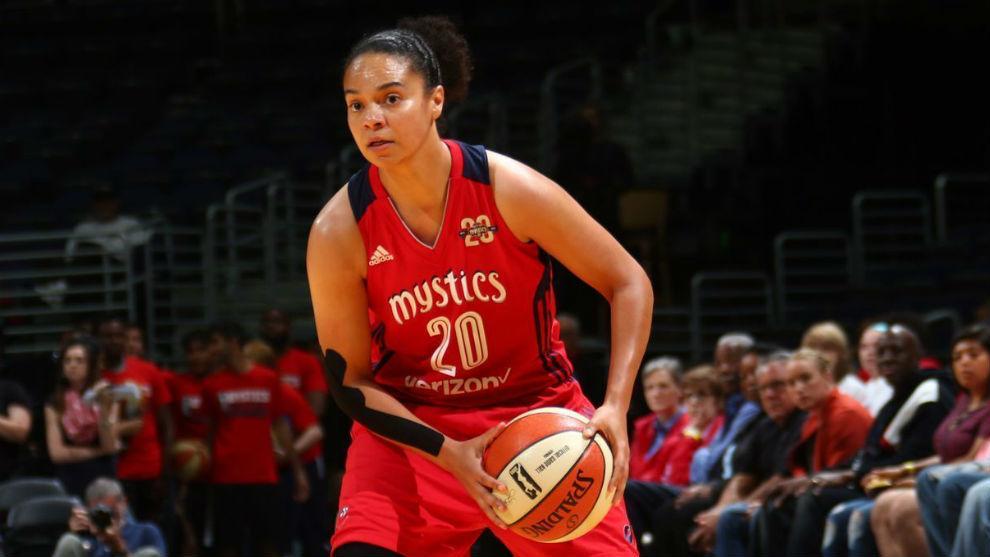 Otra mujer llega al banquillo en la NBA