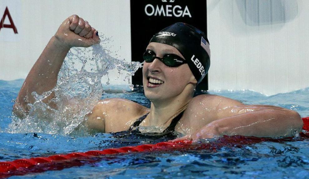 Ledecky y Dressel nadarán cuatro pruebas individuales en los Mundiales 2019