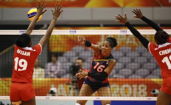 Las Reinas avanzan a 2da ronda Mundial de Japón