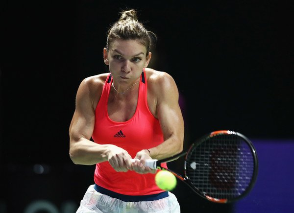 La número 1 mundial Simona Halep, baja para el Masters de Singapur