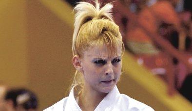 María Dimitrova se queda a un paso del bronce en katas de los Mundiales