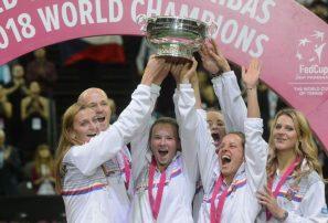 República Checa volvió a conquistar la Fed Cup