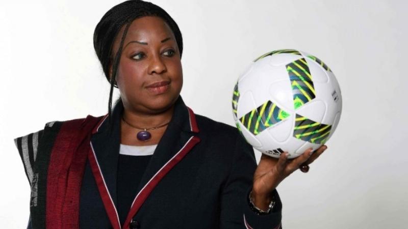 Fatma Samba Diouf Samoura, la mujer más poderosa de los deportes