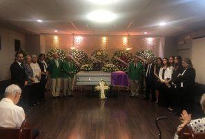 Fallece la inmortal del Deporte Dominicano Dinorah Phipps