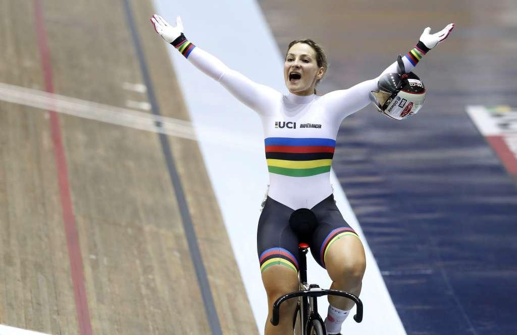La doble campeona olímpico que quedó tetraplejia está optimista