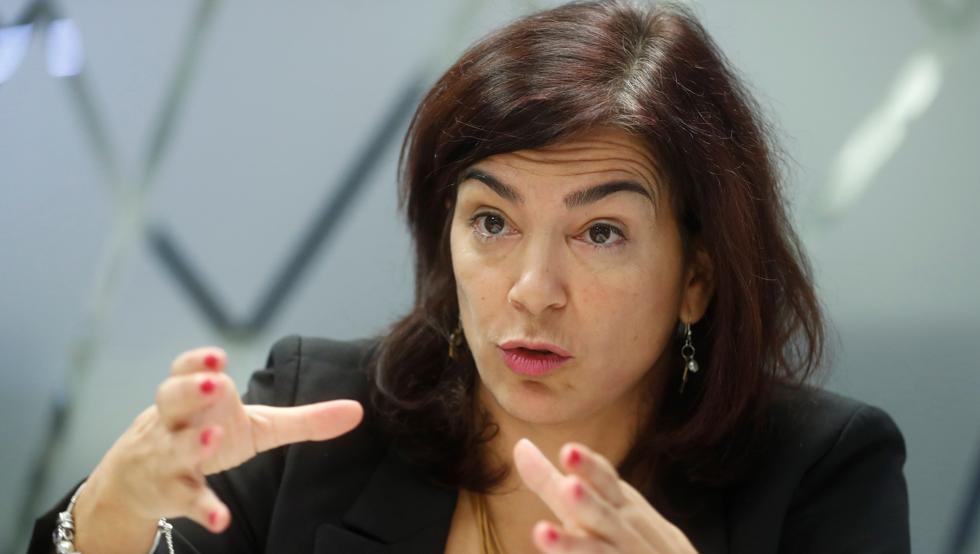En el ojo del huracán la ministra de Deportes española