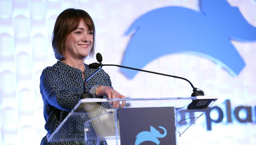 Susanna Dinnage, primera presidenta ejecutiva de la historia de la Premier League