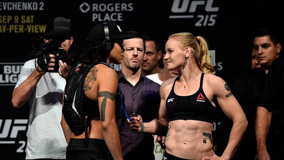 La UFC, una vitrina que saca de la sombra a las mujeres