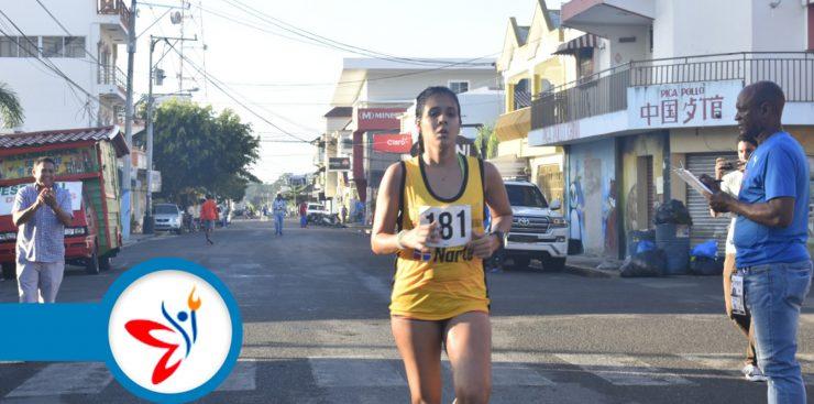 De los Santos también gana maratón